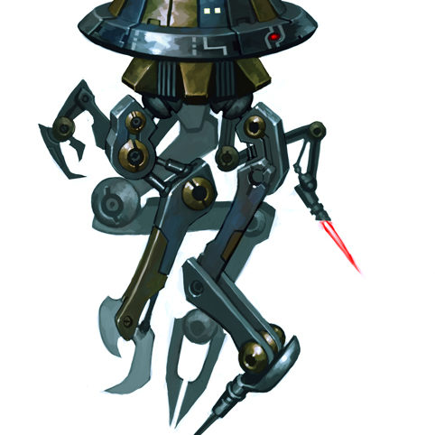 Interrogation Droid (Star Wars the Old Republic)