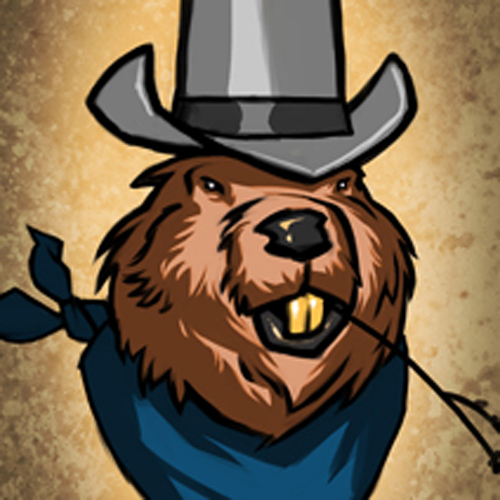 Big Beaver Hat Logo
