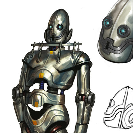 Protocol Droid (Star Wars the Old Republic)